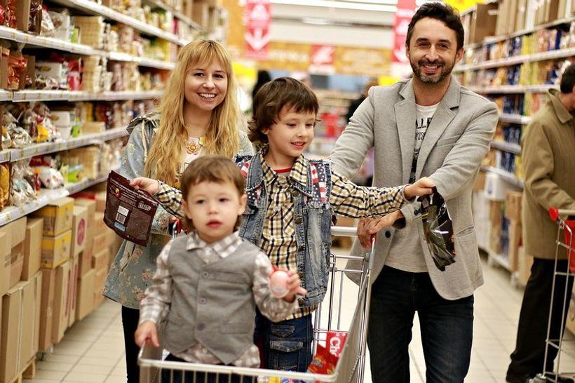 Obitelj, kupovina