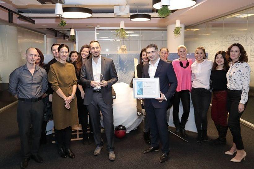 A1 Hrvatska potvrdio predanost osiguravanju zadovoljstva svojih zaposlenika