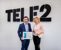 Tele2 već osmu godinu Poslodavac Partner!