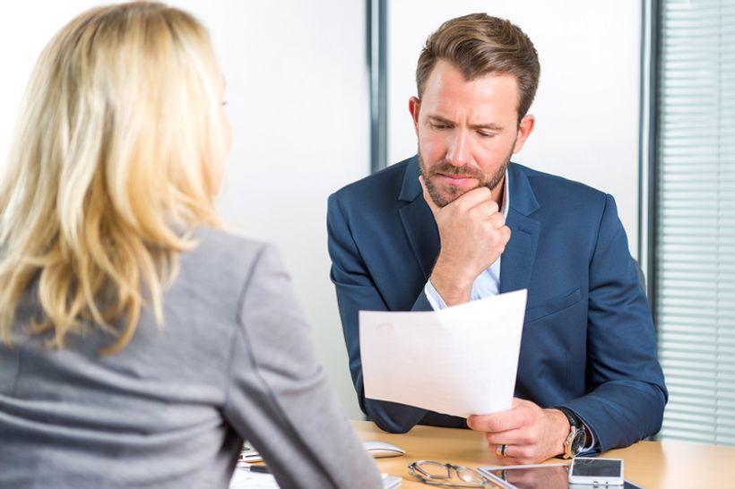 Na razgovoru za posao postoje samo tri pitanja