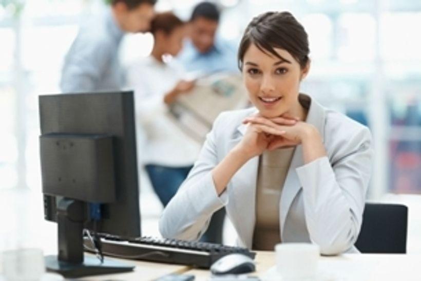 Žena za pronalazak na mreži