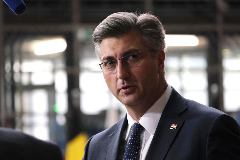 Plenković najavio niže poreze i manji broj ministarstava