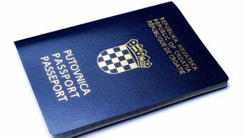 Hrvatska putovnica 'najjača' u regiji