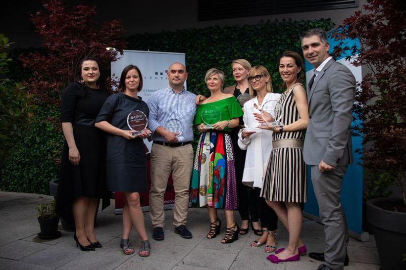 dobitnici CEP-ove nagrade za TOP poslodavca