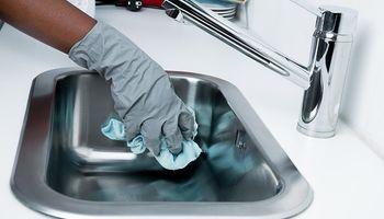 čišćenje sudopera