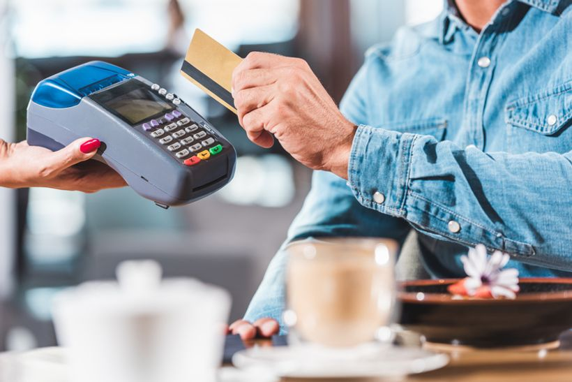 plaćanje računa karticom