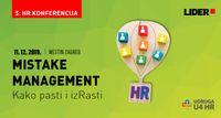HR konferencija – neuspjeh je izazov za uspjeh