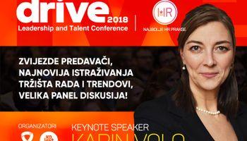 DRIVE: Zauzmite svoje mjesto na najvećoj Leadership i Talent konferenciji u Sarajevu