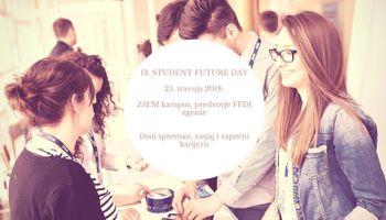 ZŠEM već 13. godinu organizira Student Future Day sa rekordnih 27 izlagača