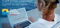 Počeo je Sajam poslova u turizmu: Čeka vas 48 izlagača i više od 250 oglasa za posao