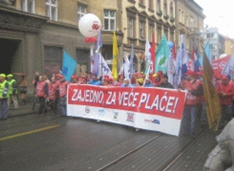 Radnici ne vjeruju sindikatima