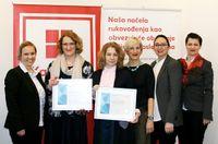 Kaufland Hrvatska ponovno nagrađen Certifikatom Poslodavac Partner