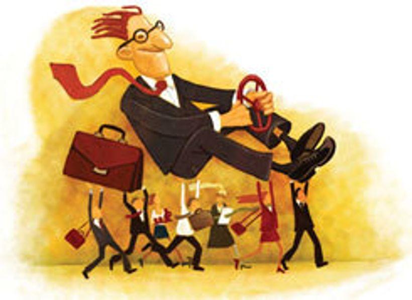 8 temeljnih uvjerenja izvrsnih šefova