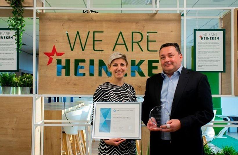 HEINEKEN Hrvatska primjer tvrtke kojoj su sigurnost i dobrobit zaposlenika na prvom mjestu
