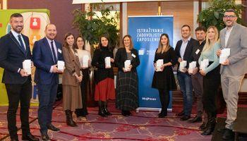 dobitnici nagrade Najbolji poslodavac 2019.