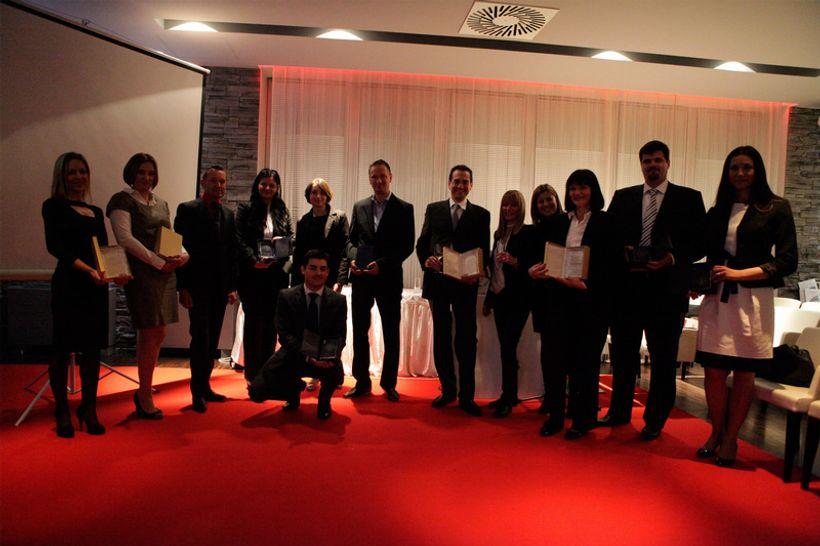 Proglašeni najbolji poslodavci i najbolje HR prakse za 2012.
