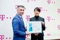 Hrvatski Telekom nagrađen Certifikatom Poslodavac Partner