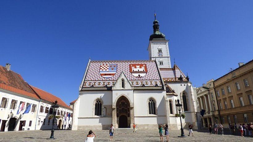 crkva svetog Marka u Zagrebu