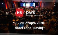 Objavljen program 8. HR Days konferencije!