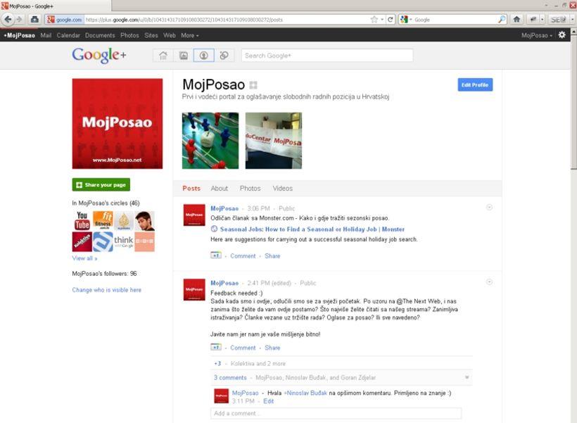 Članci na mreži 2011