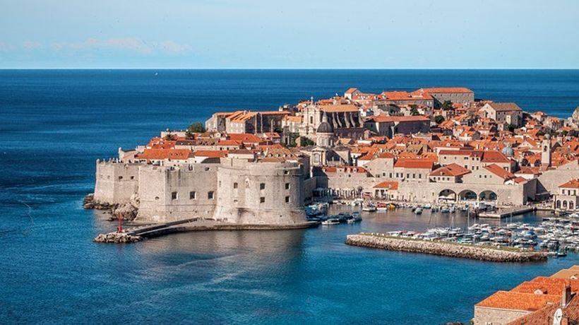 Dubrovnik iz zraka
