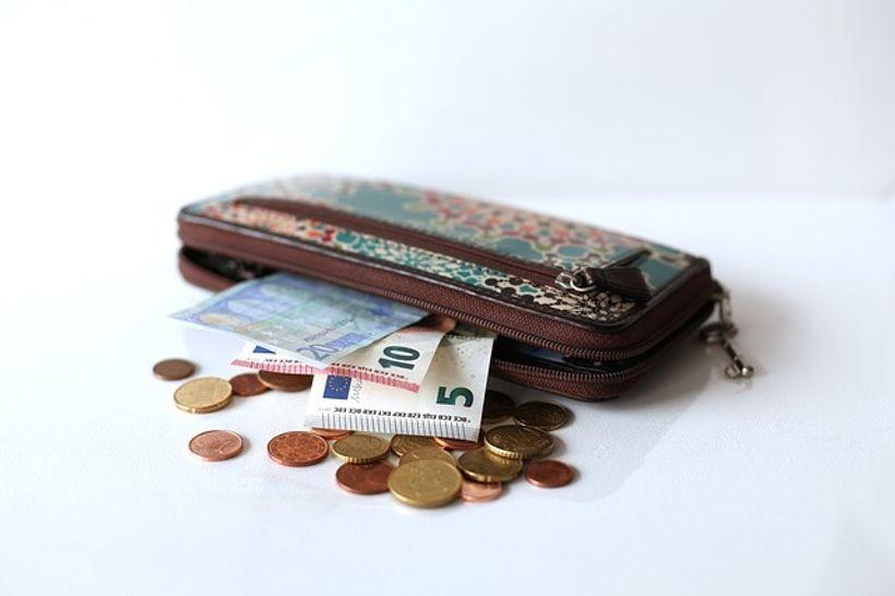 novčanik pun novca