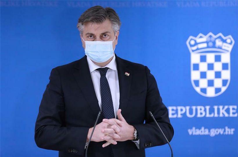 Plenković: Covid-dodatak od 400 do 1500 kuna, primit će ga oko 850 tisuća umirovljenika