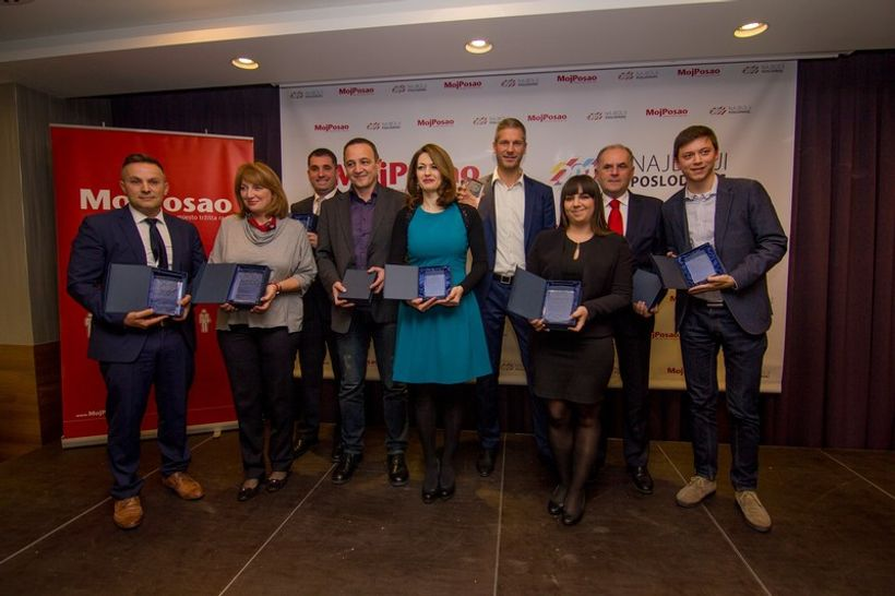 Najbolji poslodavci u 2015.: Deichmann, DHL i INFINUM