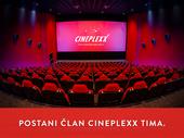 CINEPLEXX HR d.o.o. za javno prikazivanje filmova