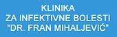 Klinika za infektivne bolesti »Dr. Fran Mihaljević«, Zagreb
